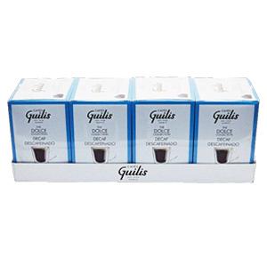 Capsulas café Descafeinado compatibles Dolce Gusto