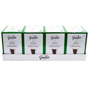 café orgánico Dolce Gusto